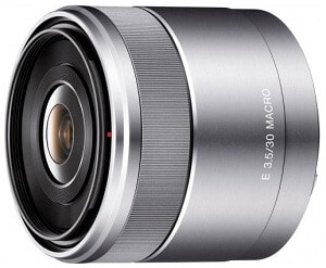 best sone e mount lens