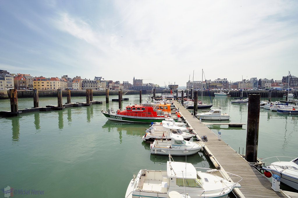 Marina of Dieppe