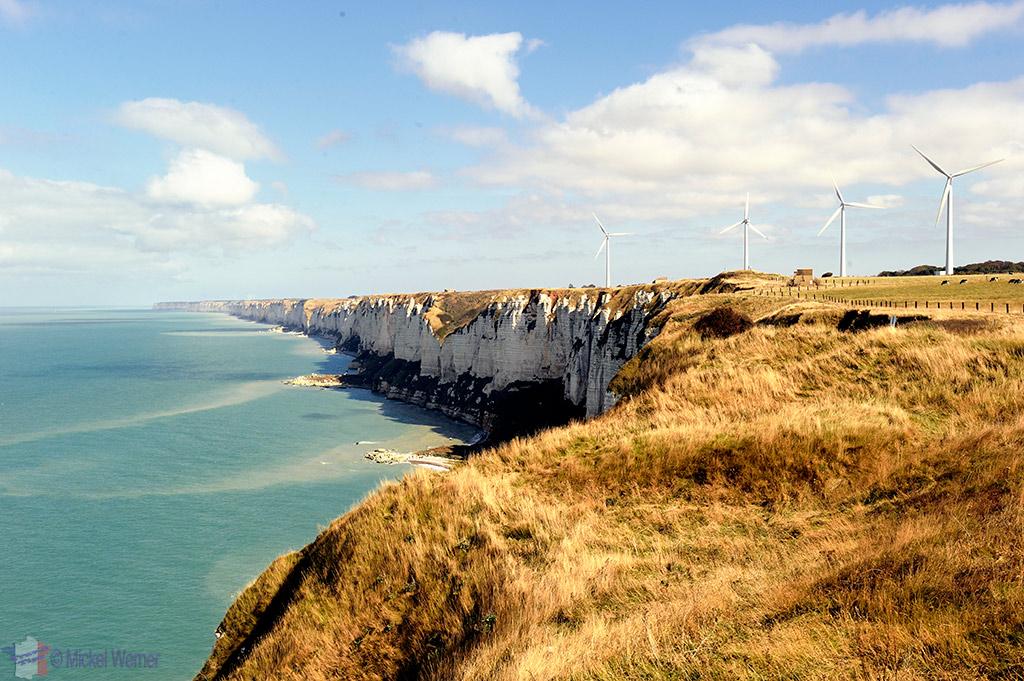 Fecamp cliffs