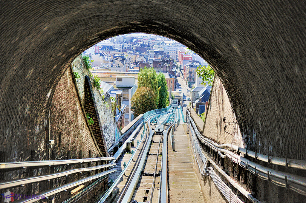 Le Havre's funicular