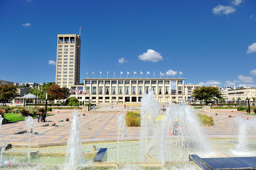 Le Havre City Hall