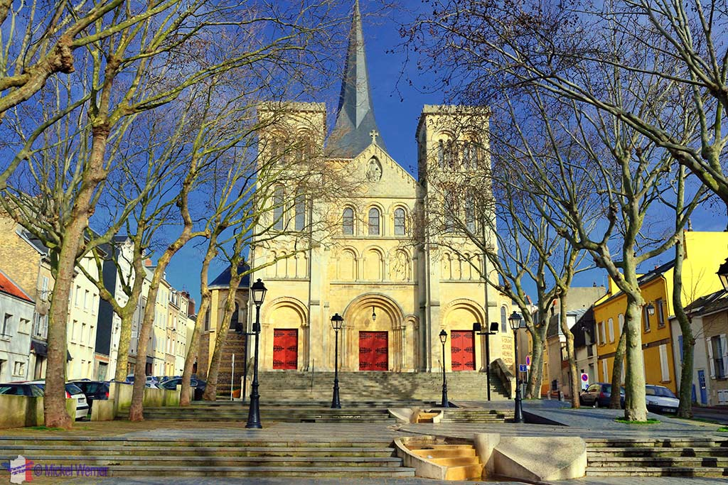 St. Vincent-de-Paul church in Le Havre