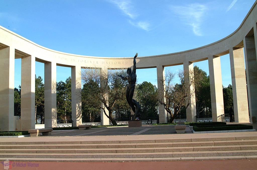 Omaha cemetery memorial