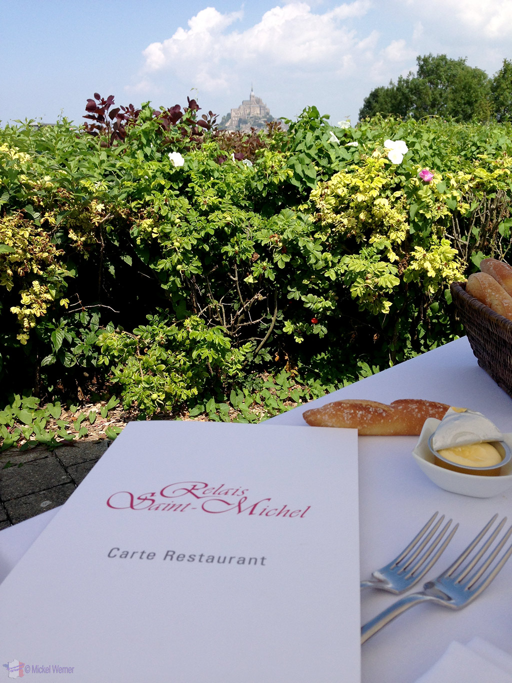 Mont St. Michel – Restaurants – Relais Saint Michel
