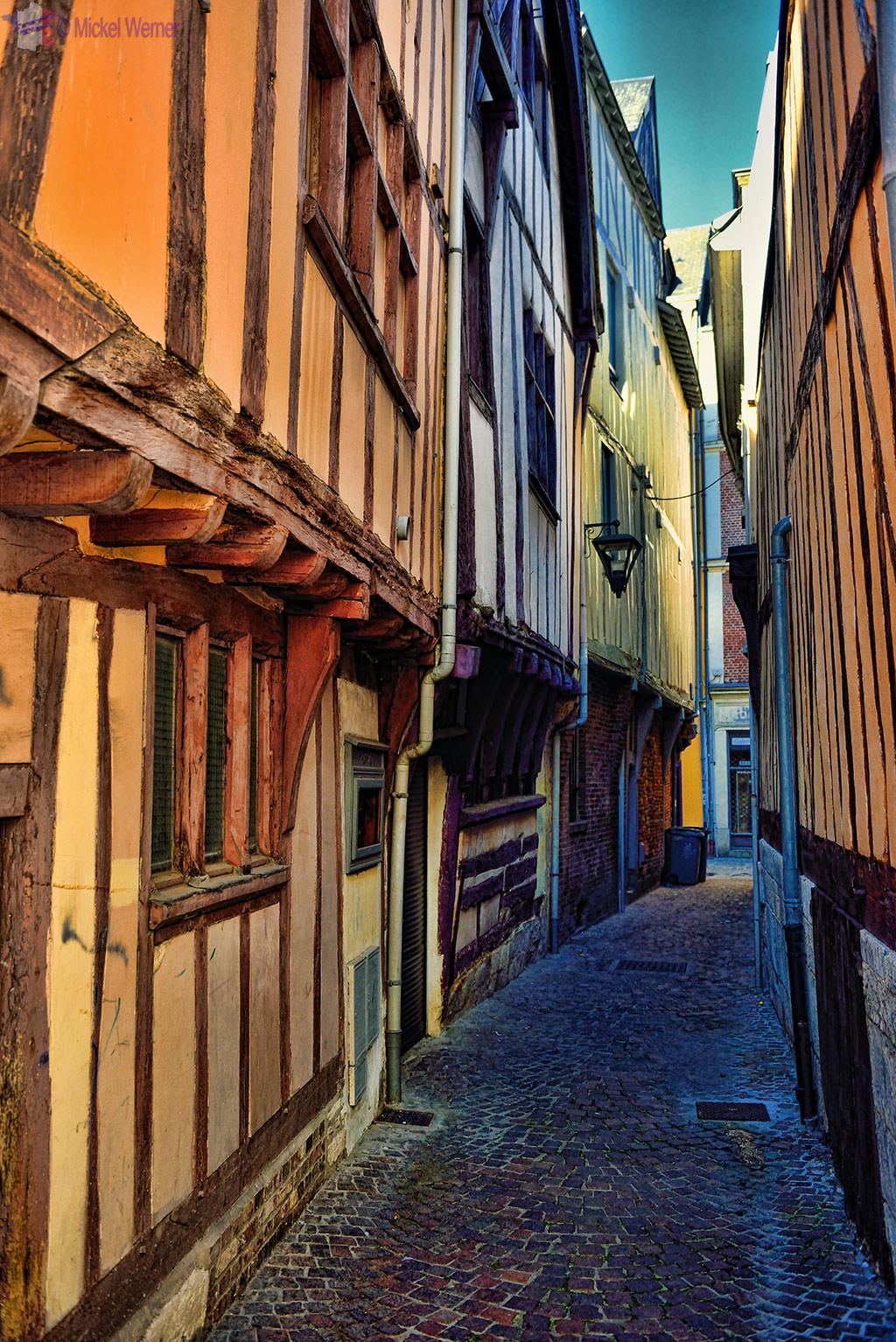 Alleyway in Rouen