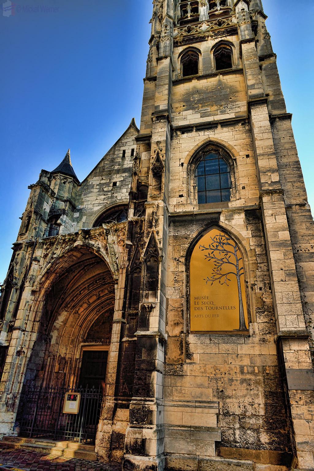 Saint-Laurent Church and Le Secq des Tournelles museum