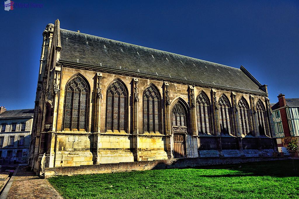 Saint Godard church in Rouen