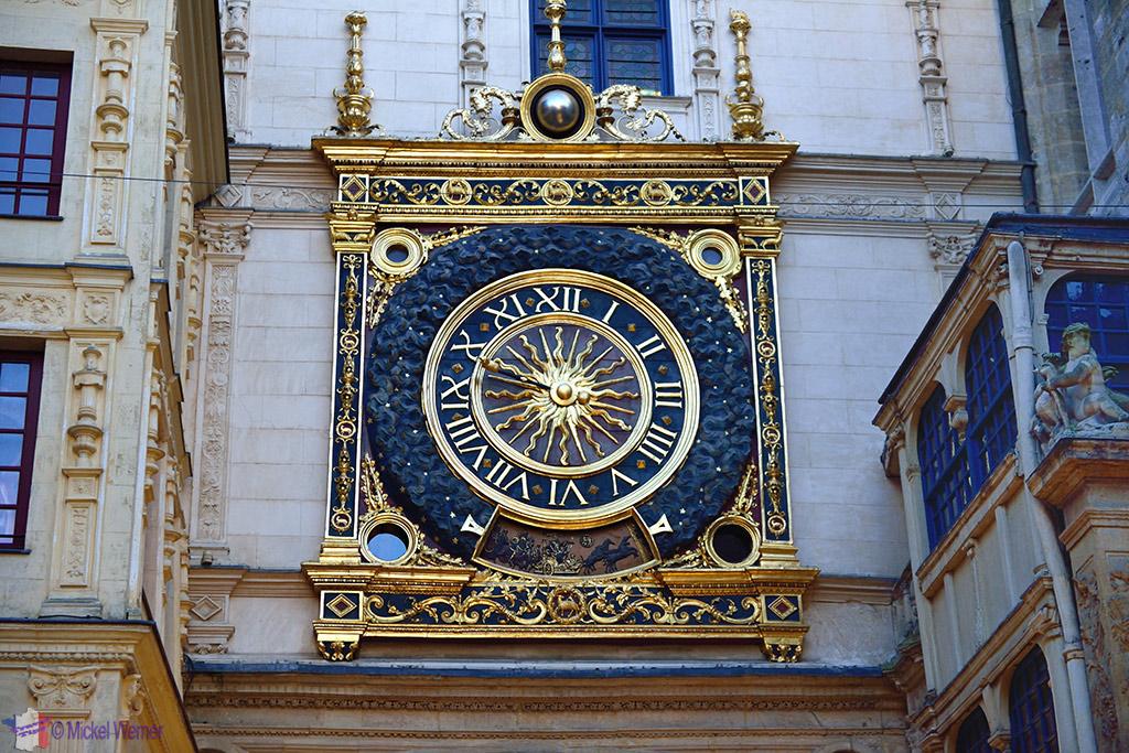The Big Clock of Rouen