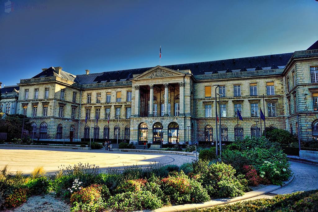 Rouen's City Hall