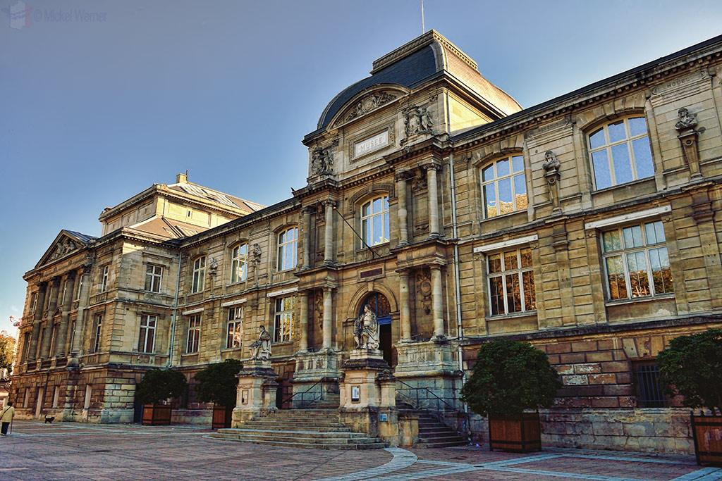 Fine Arts museum of Rouen