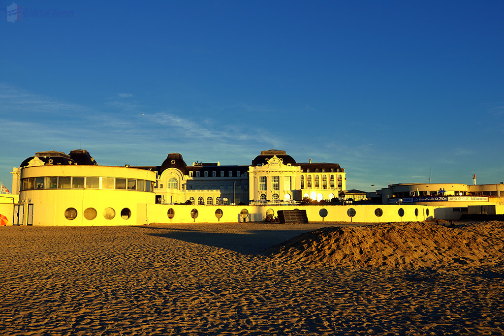 Trouville-sur-Mer's spa and luxury hotel