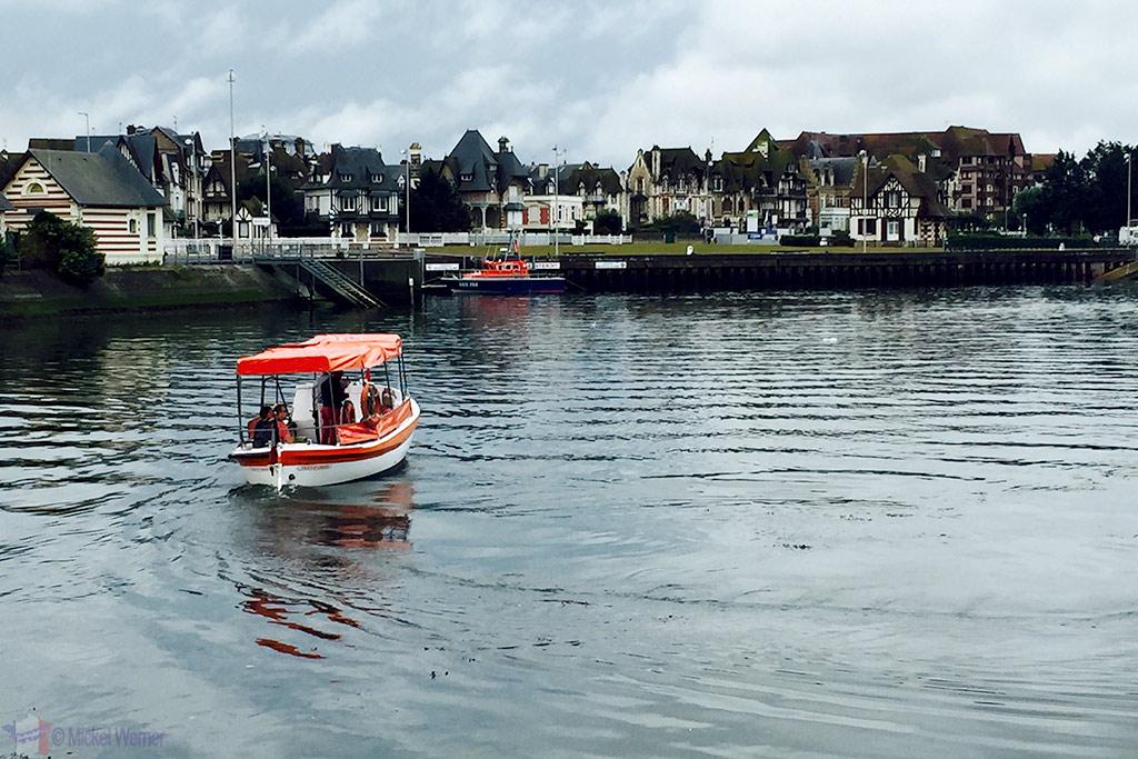 Ferry Trouville-sur-Mer / Deauville