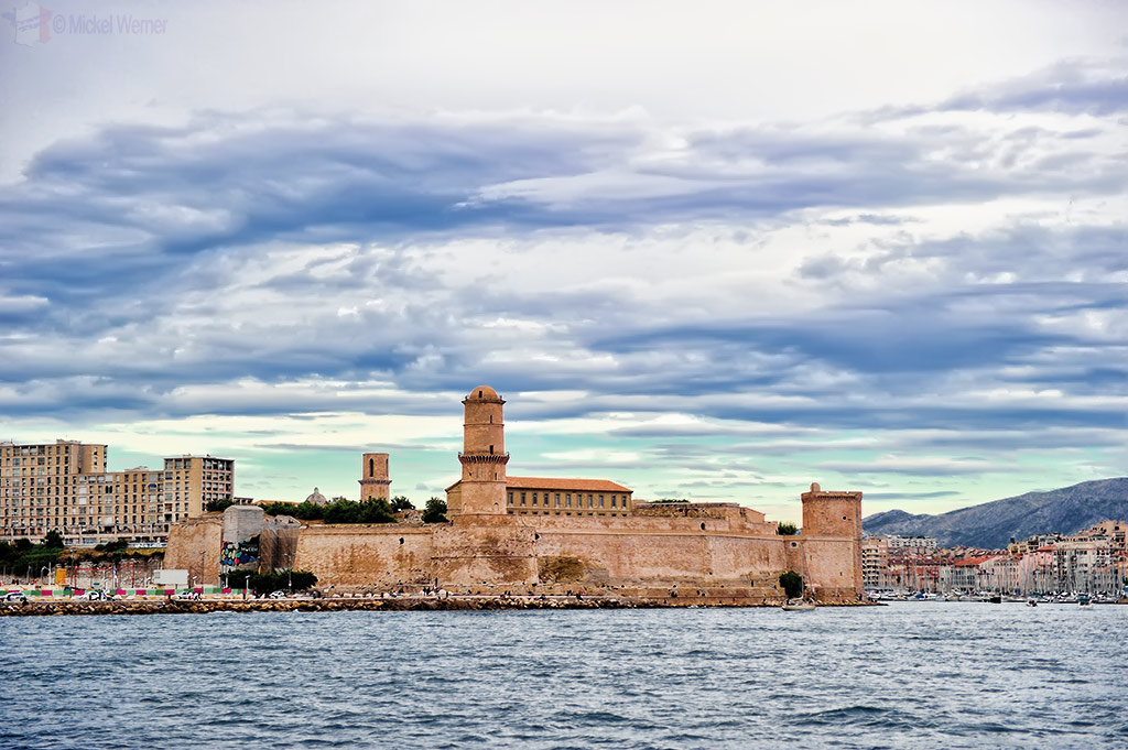 Fort Saint-Jean of Marseilles