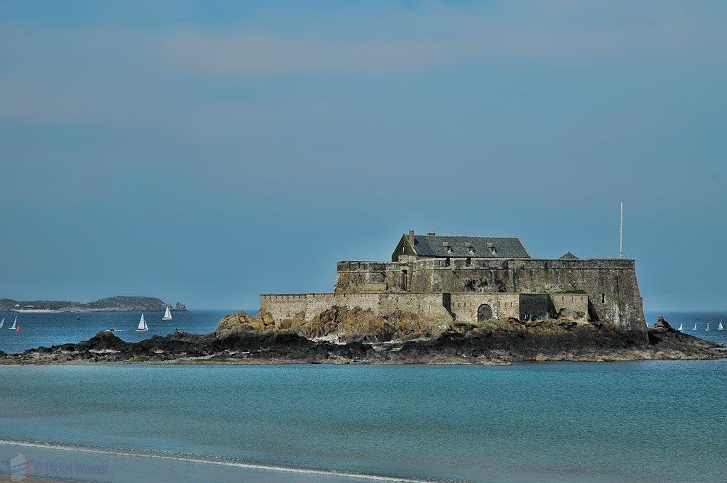 St. Malo Fort