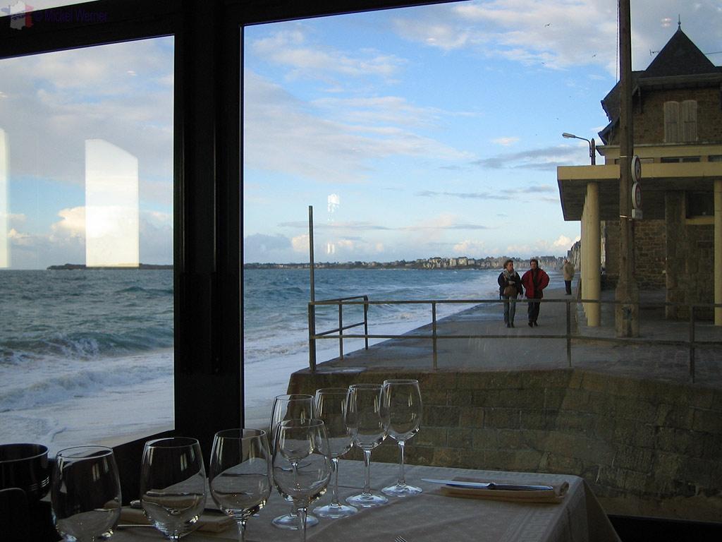 Saint-Malo Restaurant – Brasserie du Sillon