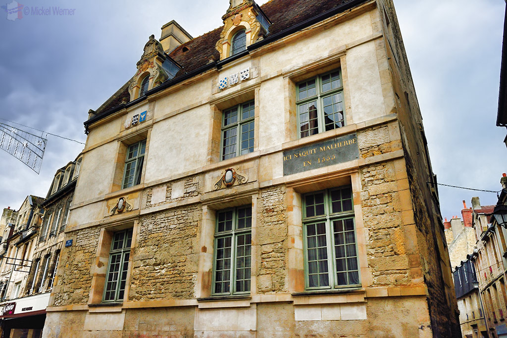 Old house in Caen