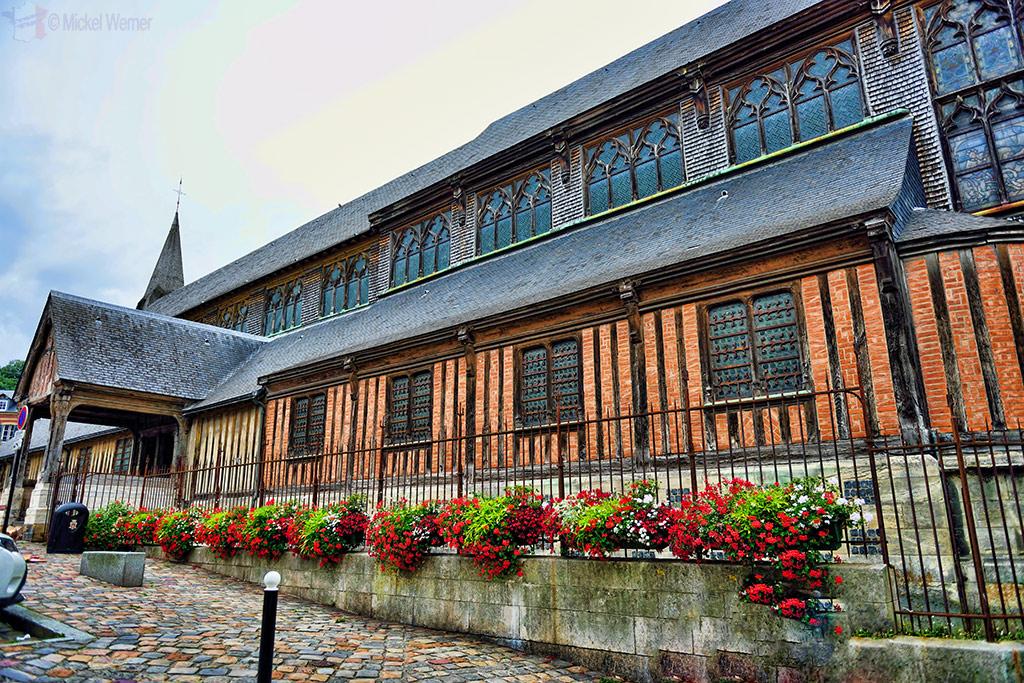 Sainte-Catherine church of Honfleur