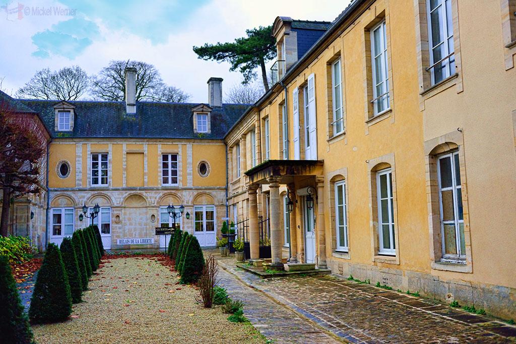 Hotel Tardif of Bayeux