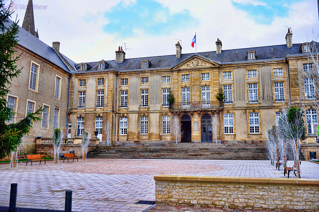 City Hall (Mairie) of Bayeux