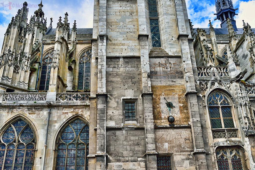 Notre-Dame church of Caudebec-en-Caux