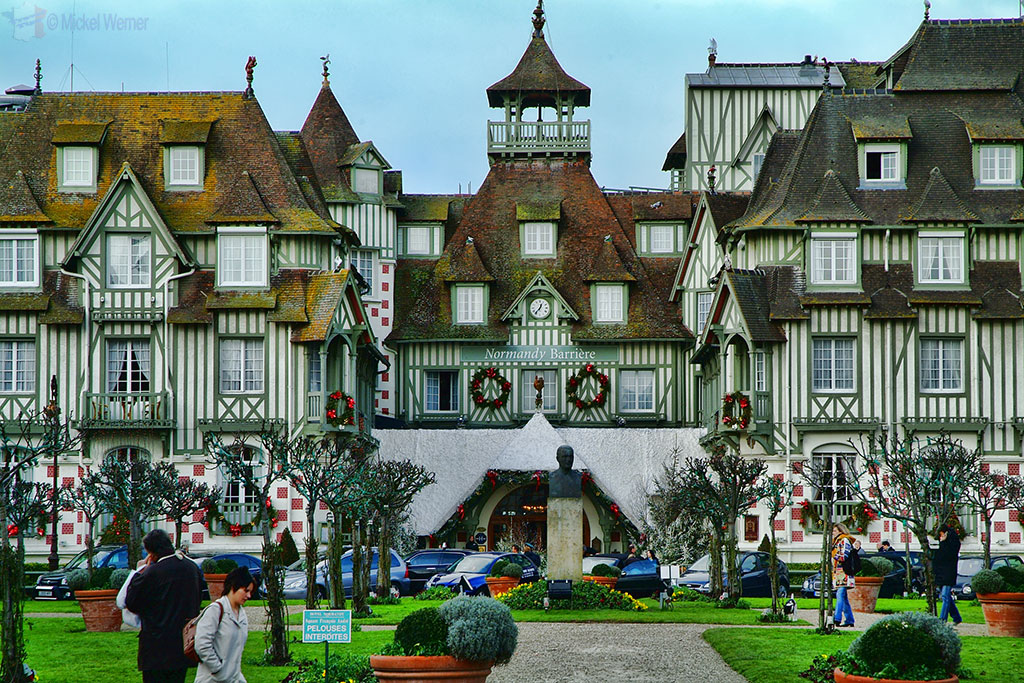Hotel Normandy of Deauville