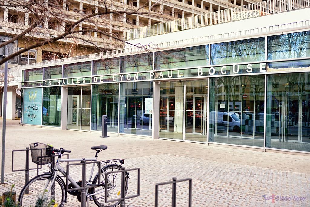 """The food market called """"Les Halles De Lyon Paul Bocuse"""""""