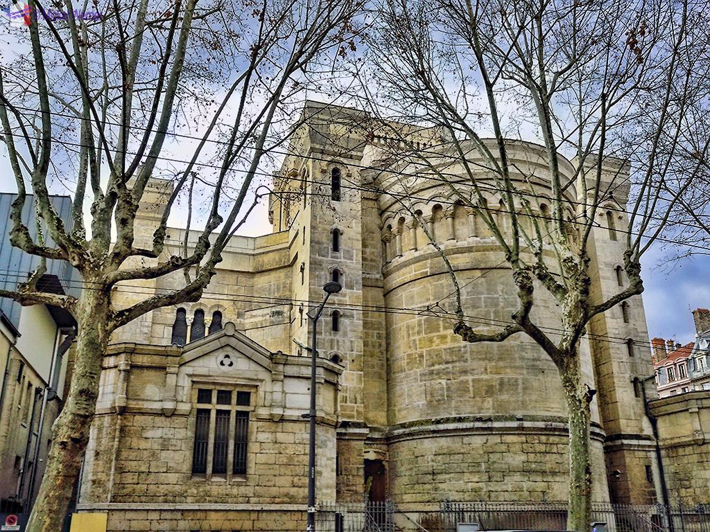 """""""Eglise de l'Immaculée Conception"""" church of Lyon"""