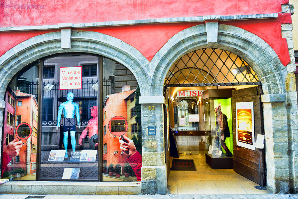 Lyon – Miniatures and Cinema Museum
