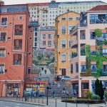 Lyon - The Amazing Mural Paintings