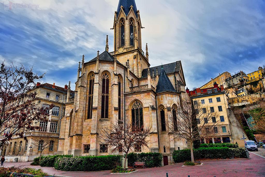 Saint George church of Lyon