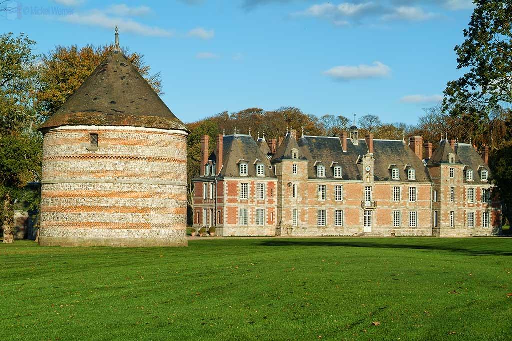 Paluel Castle – Chateau de Janville