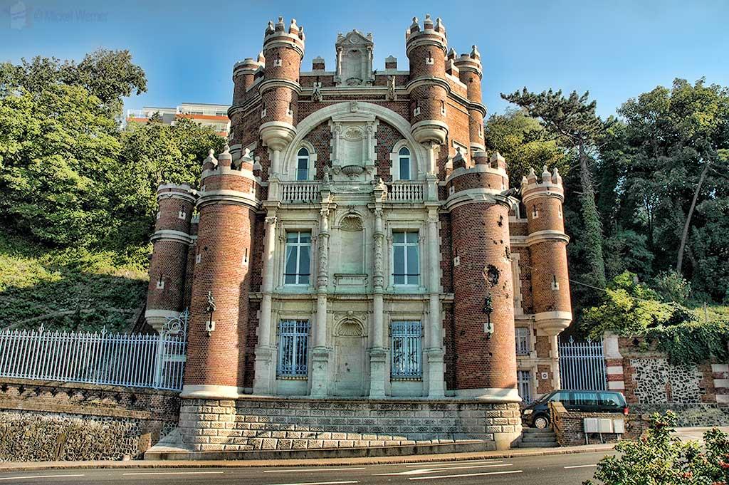 Chateau des Gadelles of Le Havre