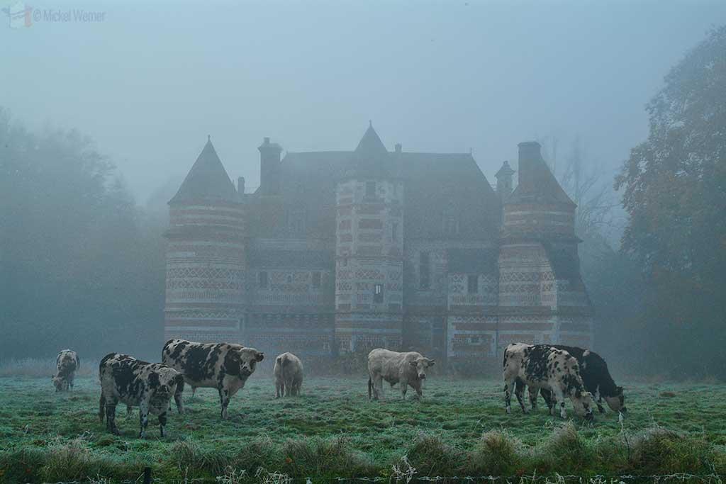 Oherville Castle – Auffay Manor