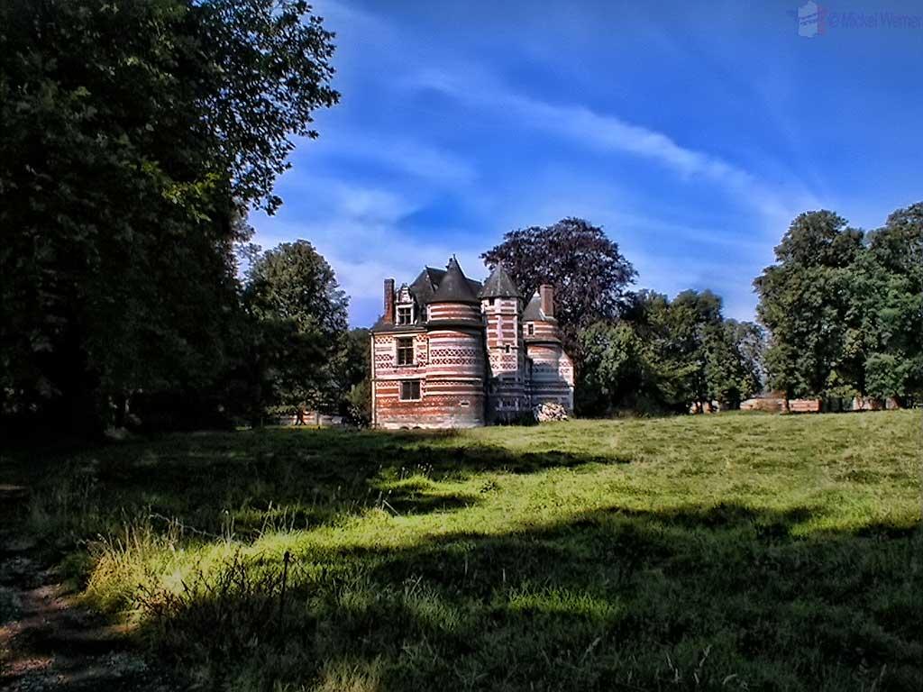Auffay Manor at Oherville