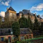 Valmont Castle - Chateau d'Estouteville
