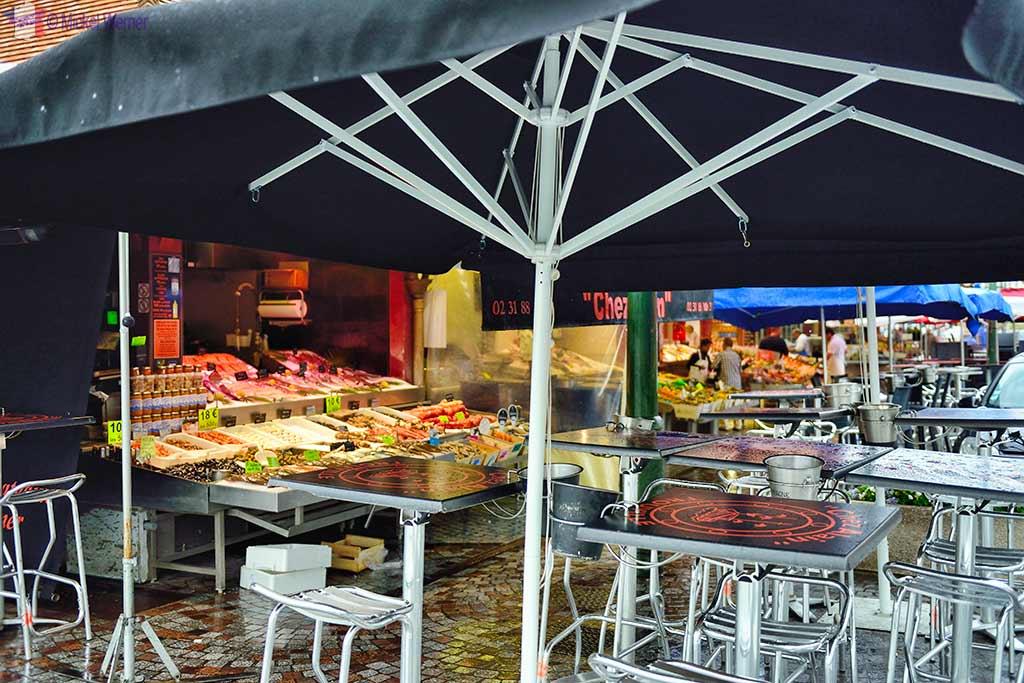 Trouville-sur-Mer Restaurant – Chez Alain