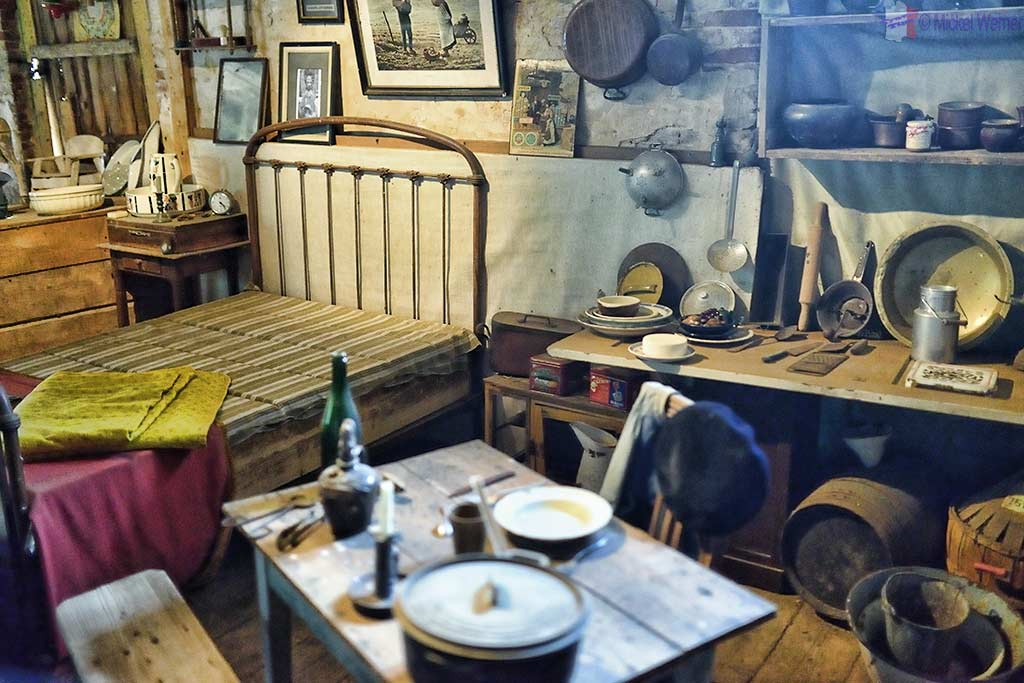 The way it used to be for the miller in a watermill in Normandy