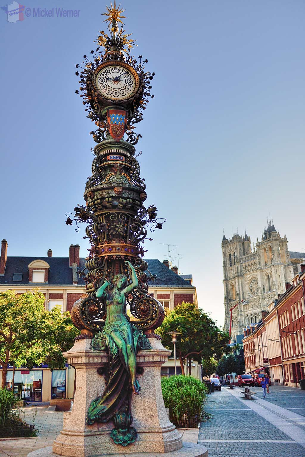 The Dewailly Clock of Amiens
