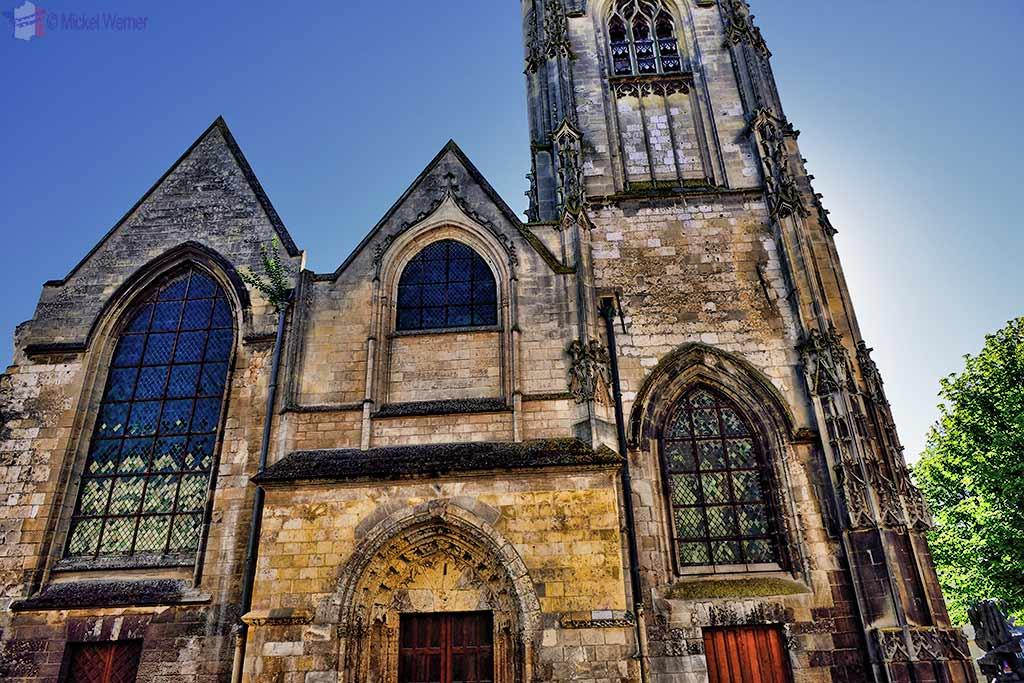Saint Leu church of Amiens