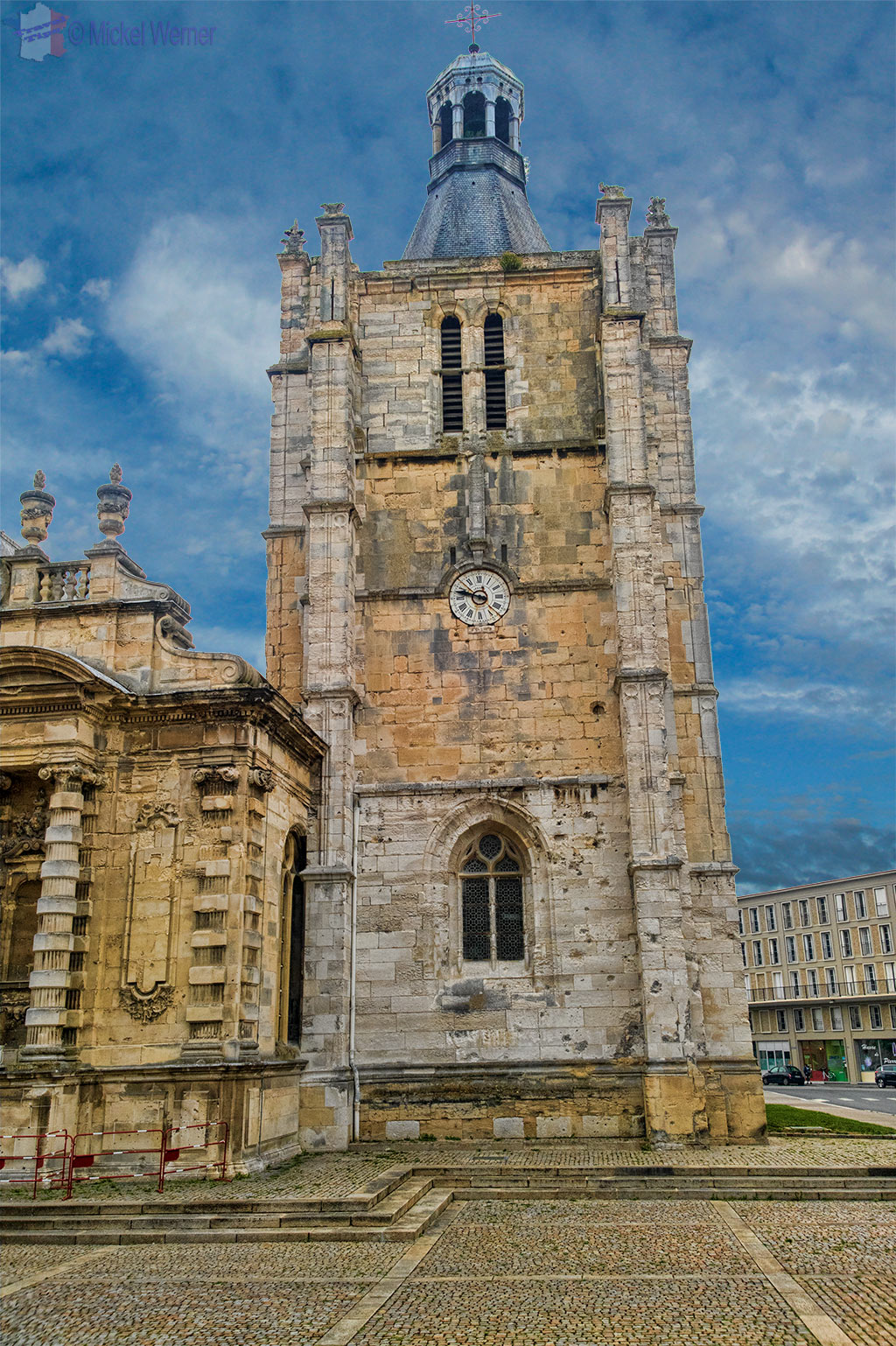 Notre-Dame du Havre Cathedral of Le Havre, Normandy