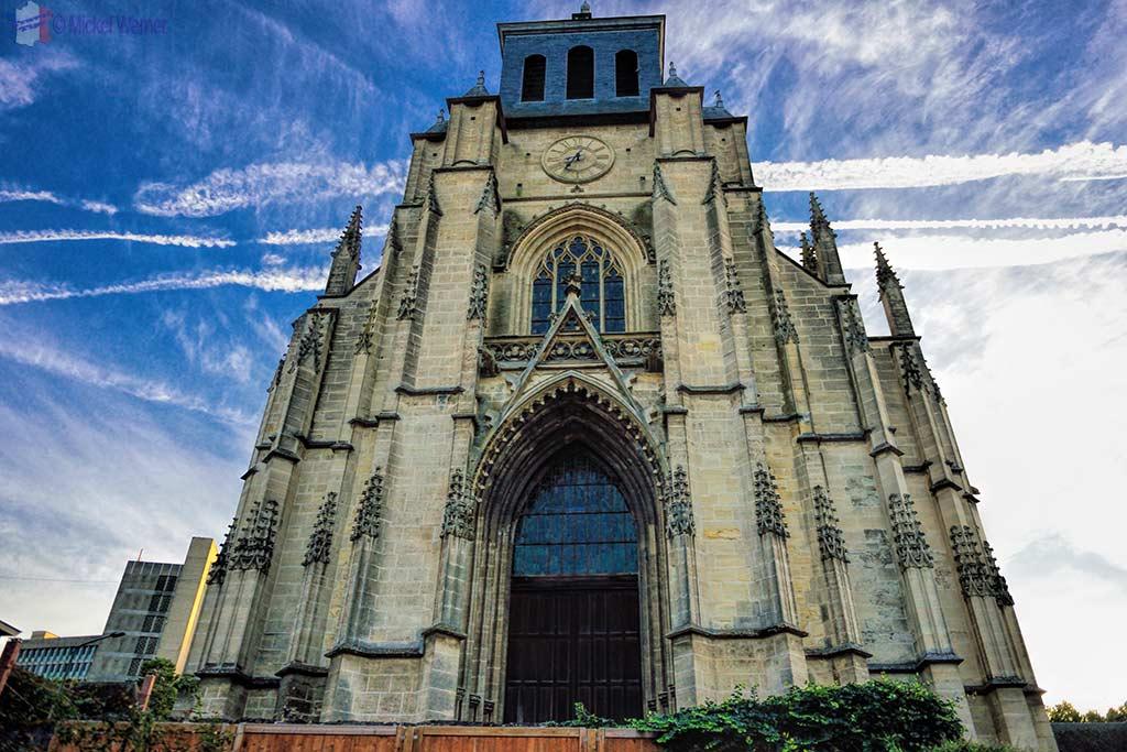 Saint-Jacques church of Lisieux