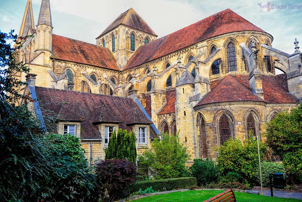 Lisieux – Saint-Pierre Cathedral