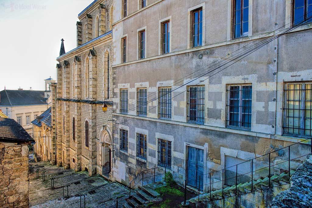 Chapelle (chapel) des Ursulines in Montbard