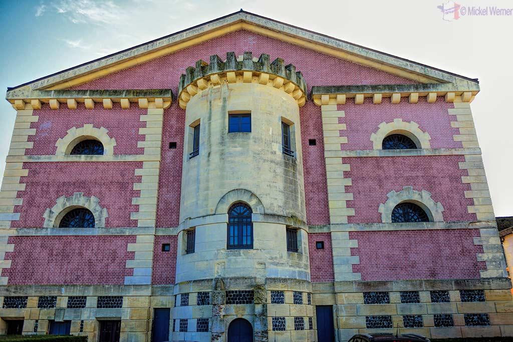La Joyeuse Prison (the joyful prison) of Pont L'Eveque