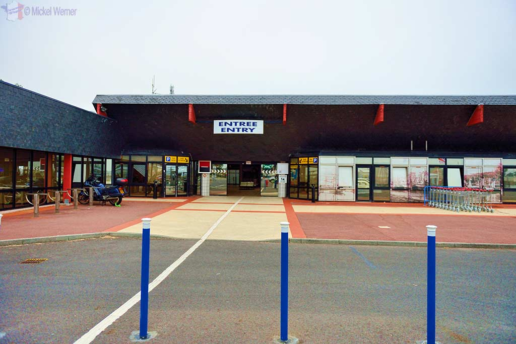 Ouistreham – The Ferry