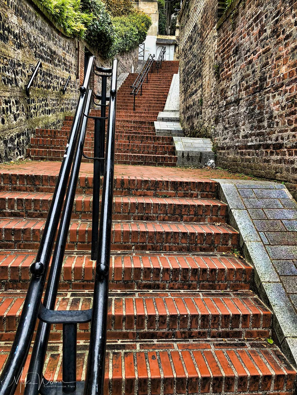"Le Havre Stairway ""Escalier des Marches""."