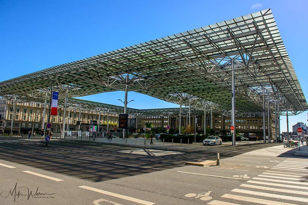 Amiens railway station