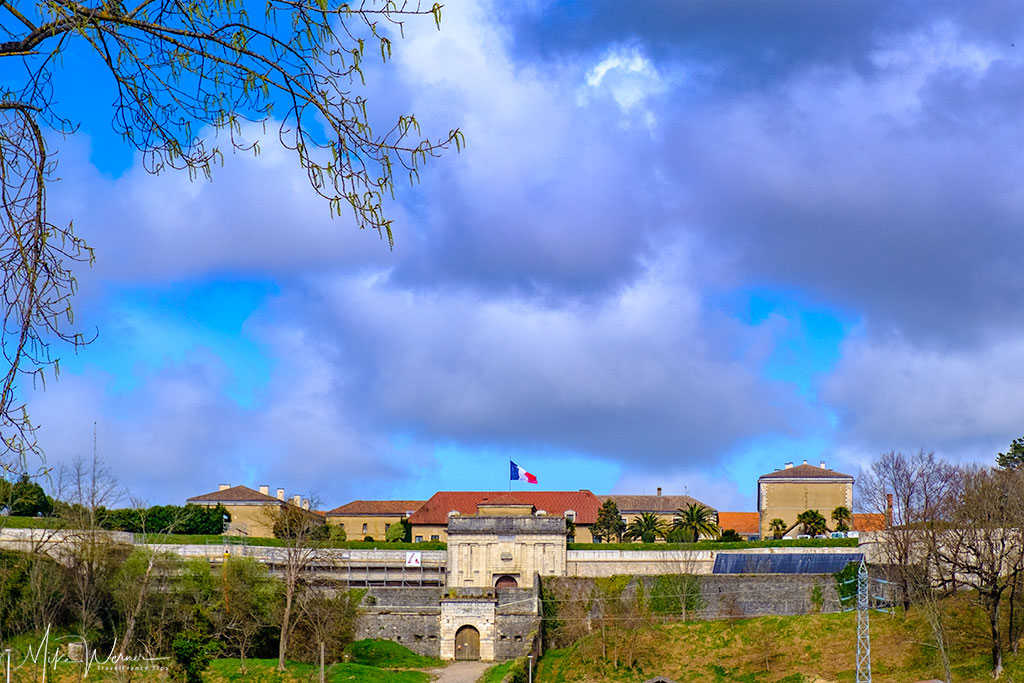 La Citadelle fortress in Bayonne