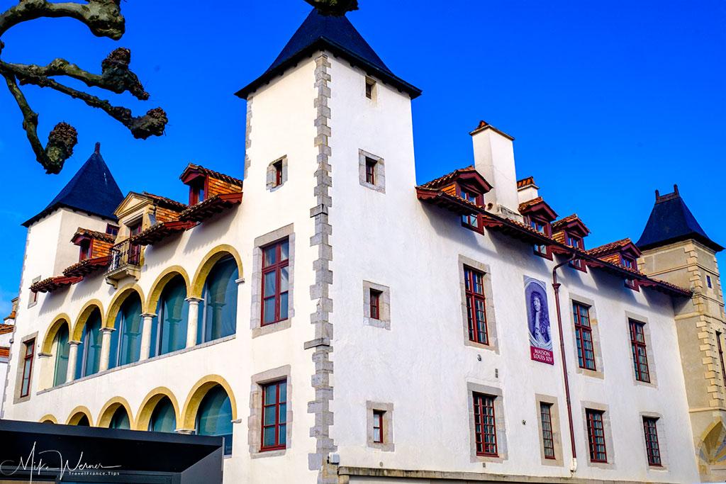 Maison Louis XIV in St-Jean-de-Luz