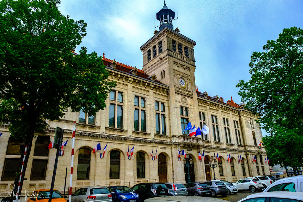 City Hall (Mairie) of Valence
